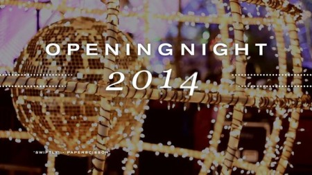2014 Opening Night PSA