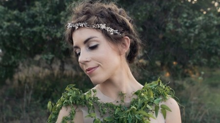 Nature's Bliss Styled Shoot